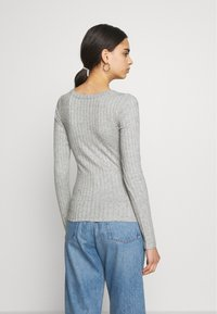 Hollister Co. - Long sleeved top - grey - 2