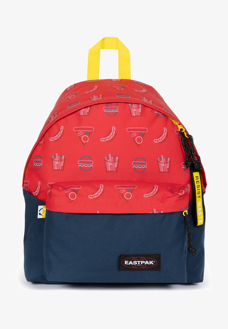 Eastpak - PADDED PAK'R - Reppu - light red