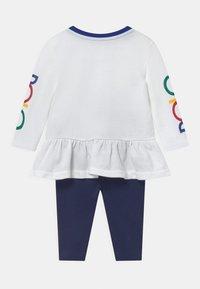 Polo Ralph Lauren - SET - Leggings - Trousers - french navy/multi-coloured - 1