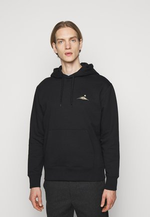 DONGREL - Sweat à capuche - black