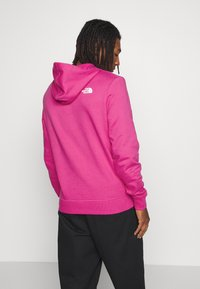 The North Face - STANDARD HOODIE - Sweat à capuche - mr. pink - 2