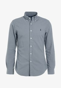 Polo Ralph Lauren - OXFORD SLIM FIT - Skjorta - perfect grey - 5