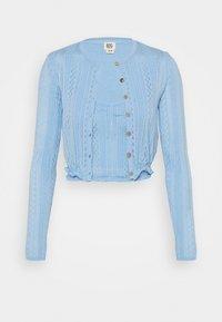 TWIN SET - Cardigan - blue