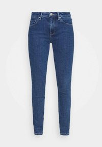 COMO CHRIS - Skinny džíny - blue denim