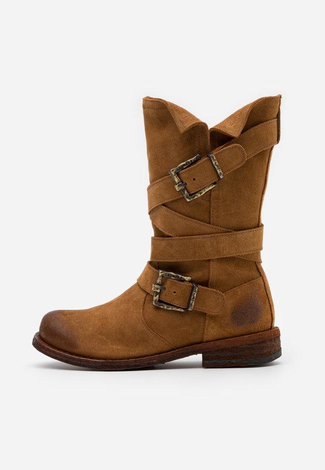 GREDO - Cowboystøvler - nirvan nicottine