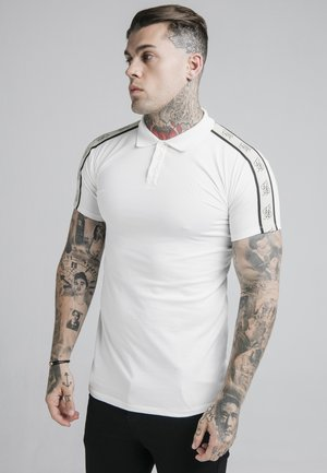 PREMIUM TAPE - Poloshirt - off-white