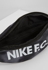 Nike Performance - HIP PACK - Bum bag - black/white - 4