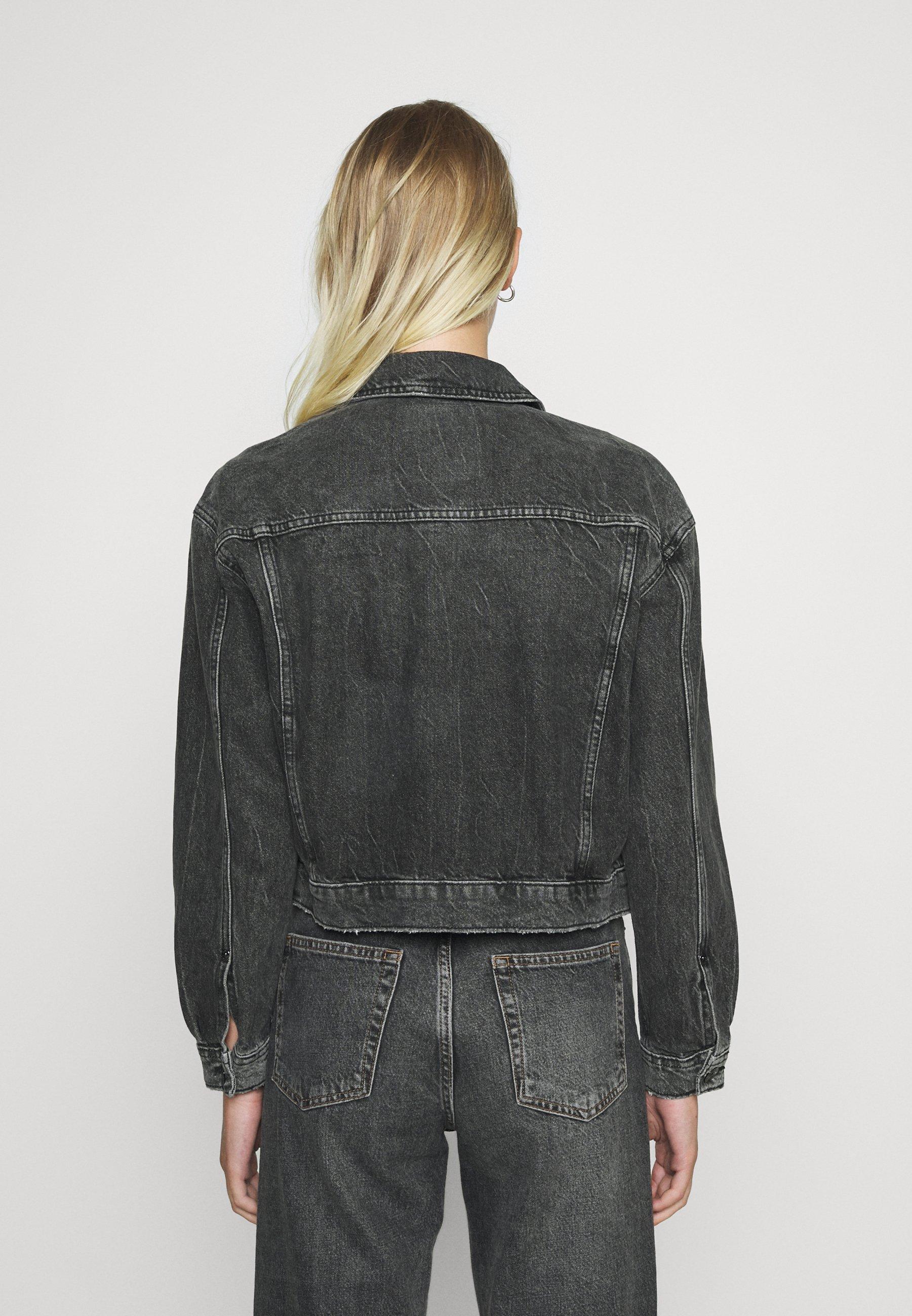 Women ONLMALIBU LIFE JACKET - Denim jacket