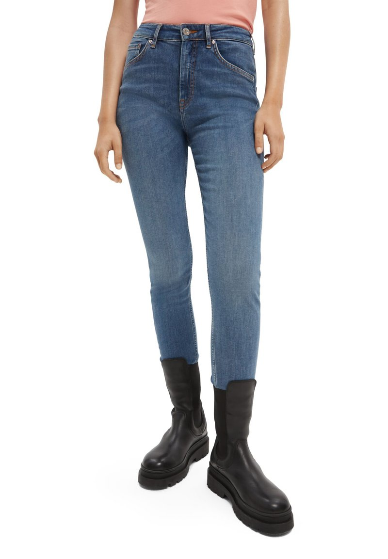 Scotch & Soda - HAUT - Jeans Skinny Fit - bathed in blue