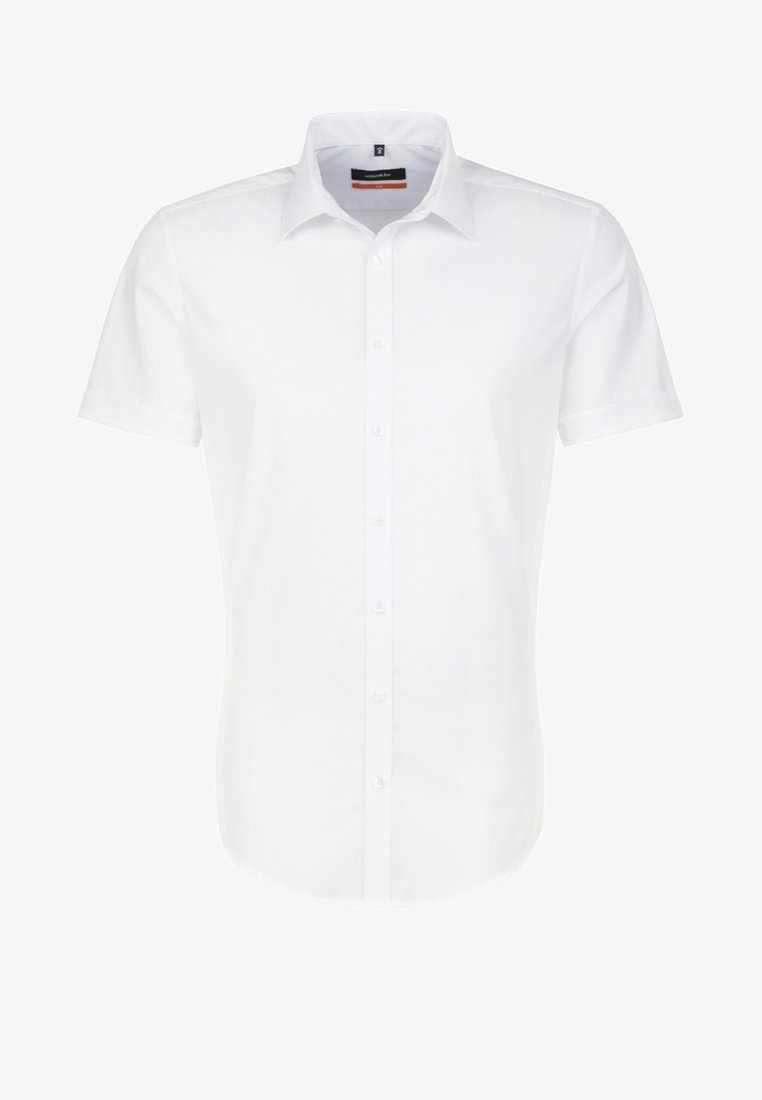 Seidensticker - SLIM FIT - Skjorta - weiss