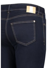 MAC Jeans - ANGELA  - Slim fit jeans - dark-blue denim - 4
