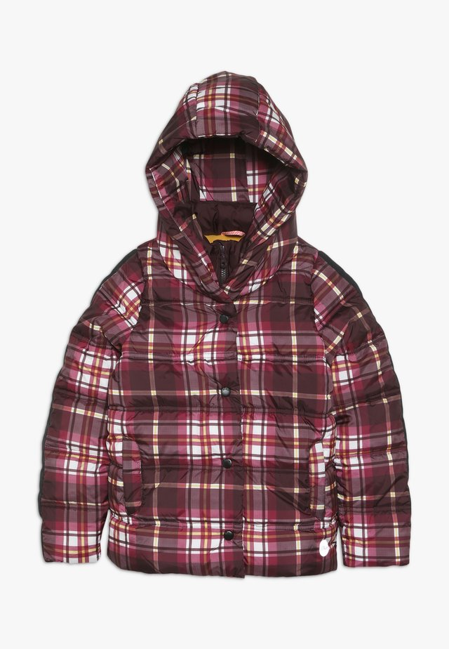 Giacca invernale - dark red