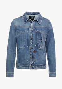 G-Star - SCUTAR SLIM - Denim jacket - worn in aged - 4
