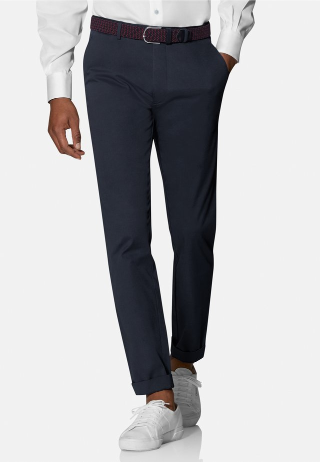 RADCLIFFE SLIM FIT - Chinos - dark blue