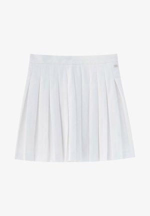 A-linjainen hame - white
