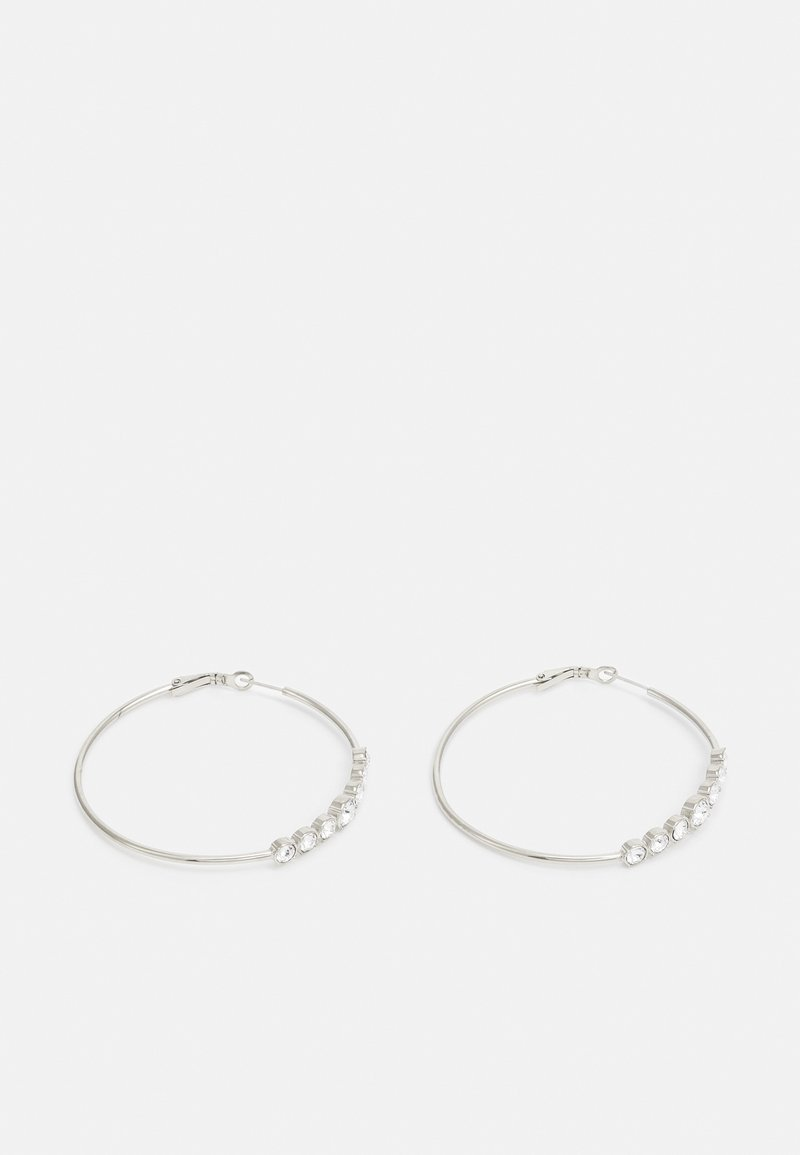 Guess - HOLLYWOOD GLAM - Earrings - silver-coloured