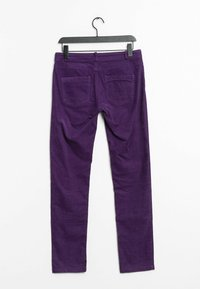 More & More - Straight leg jeans - purple - 1