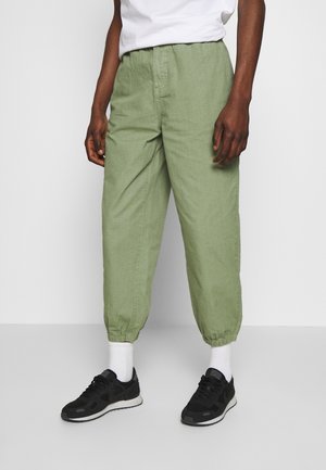 RIPSTOP RELAXED TROUSERS - Kalhoty - khaki