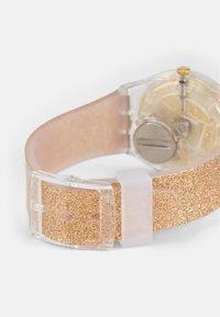 Swatch - Zegarek - gold-coloured - 1