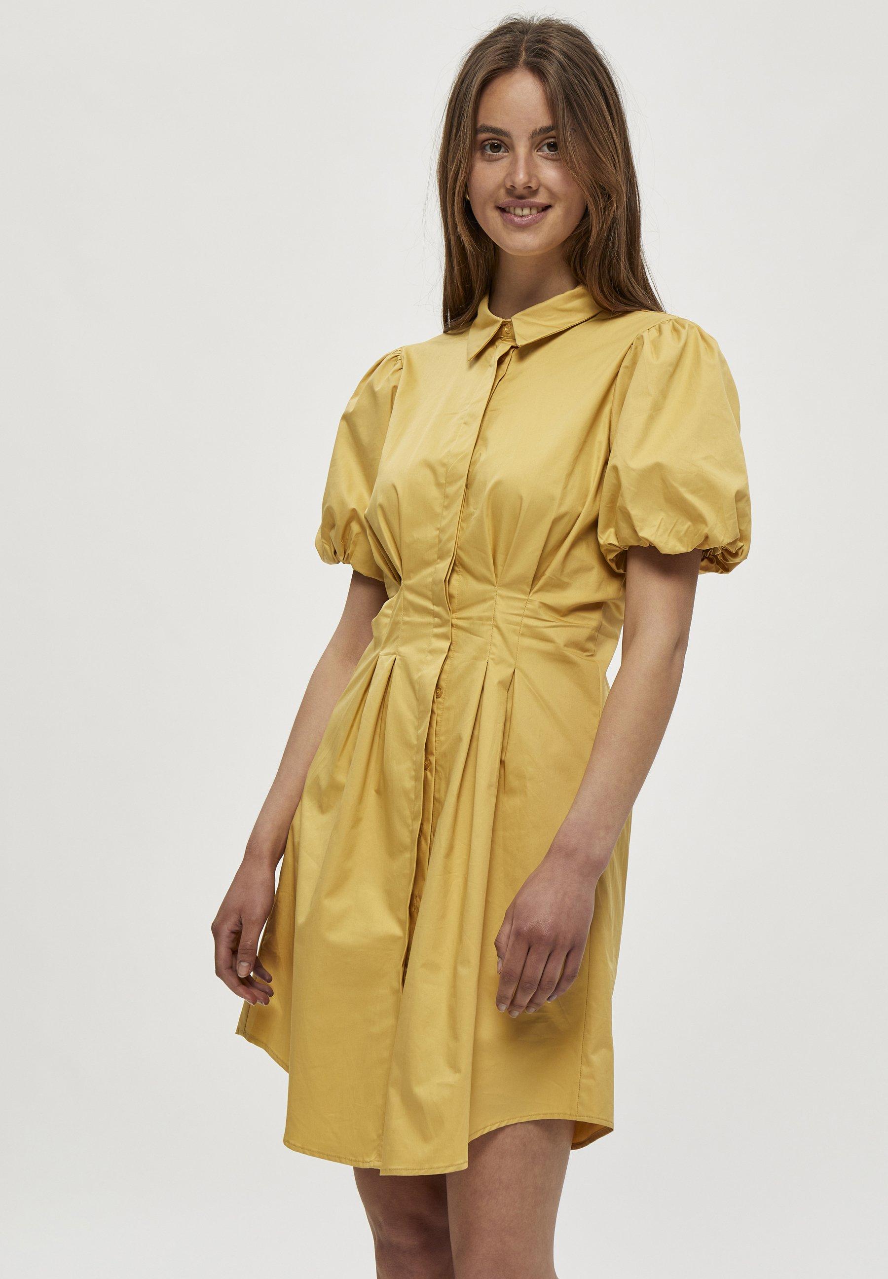 Femme ALETTE SHIRT DRESS - Robe chemise
