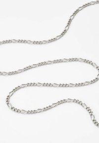 Northskull - CHAIN NECKLACE - Halskette - silver - 5