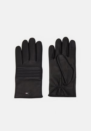 GLOVES - Fingerhandschuh - jet black