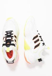 adidas Originals - MAGMUR RUNNER ADIPRENE+ RUNNING-STYLE SHOES - Trainers - crystal white/core black/footwear white - 5