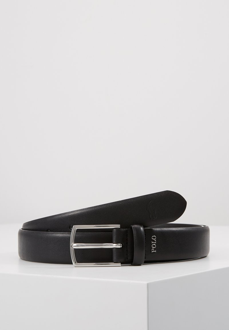 Polo Ralph Lauren - DRESS SMOOTH  - Riem - black
