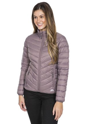 Down jacket - purple