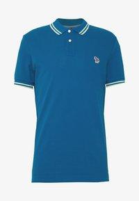 PS Paul Smith - SLIM FIT - Poloshirt - blue - 3
