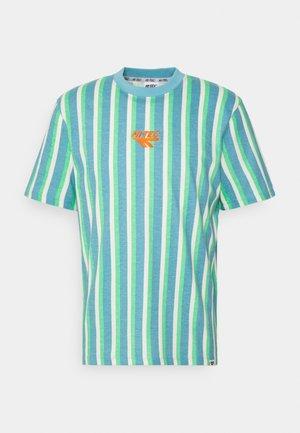 MIZU - T-shirt print - air blue