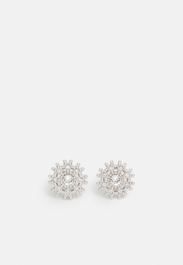 LESLEA LOVE BLOSSOM STUD EARRING - Korvakorut - silver-coloured