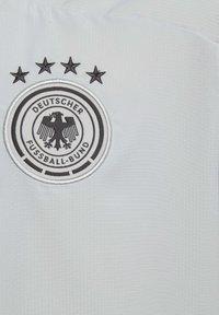 adidas Performance - GERMANY PRESENTATION TRACK TOP - Training jacket - grey - 2