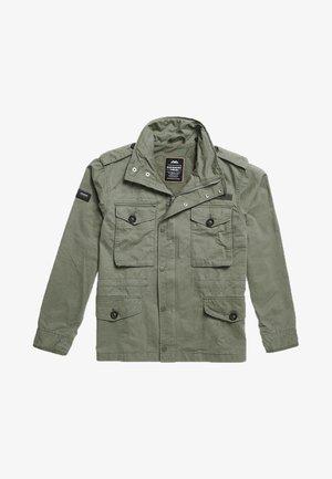 FIELD - Summer jacket - fatigue green