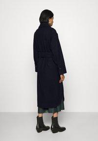 Weekday - BOEL COAT - Classic coat - navy - 2