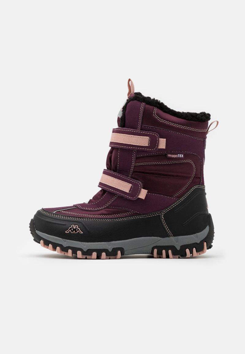 Kappa - BONTE TEX UNISEX - Winter boots - purple/rosé