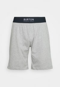 Burton Menswear London - SHORT SET - Pyžamo - grey - 4