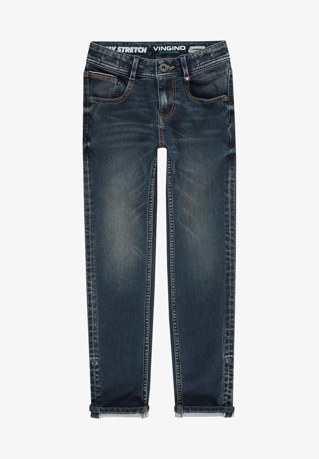 ALFONS - Jeans Skinny Fit - cruziale blue