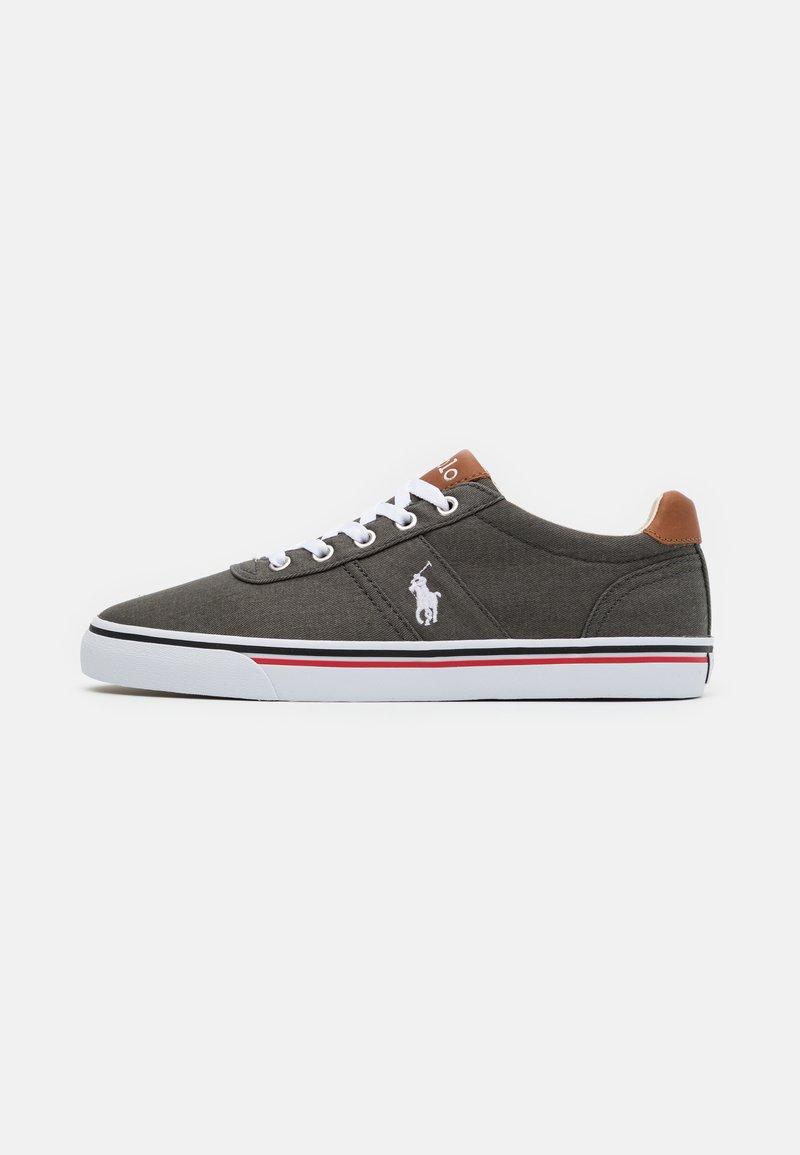 Polo Ralph Lauren - HANFORD - Sneaker low - black/white