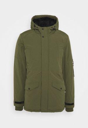 STORROW - Zimní bunda - army