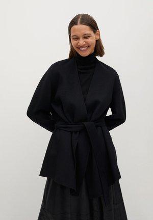 MARTINI - Short coat - black