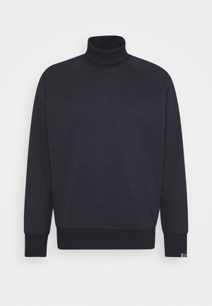 ROLL NECK HEAVY WITH RAGLAN SLEEVE - Sweatshirt - night