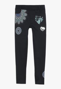 Desigual - SIGLOS - Trousers - navy - 0