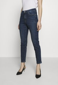 Dorothy Perkins - MOM - Relaxed fit jeans - indigo - 1