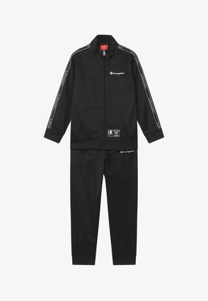LEGACY FULL ZIP SUIT SET - Dres - black