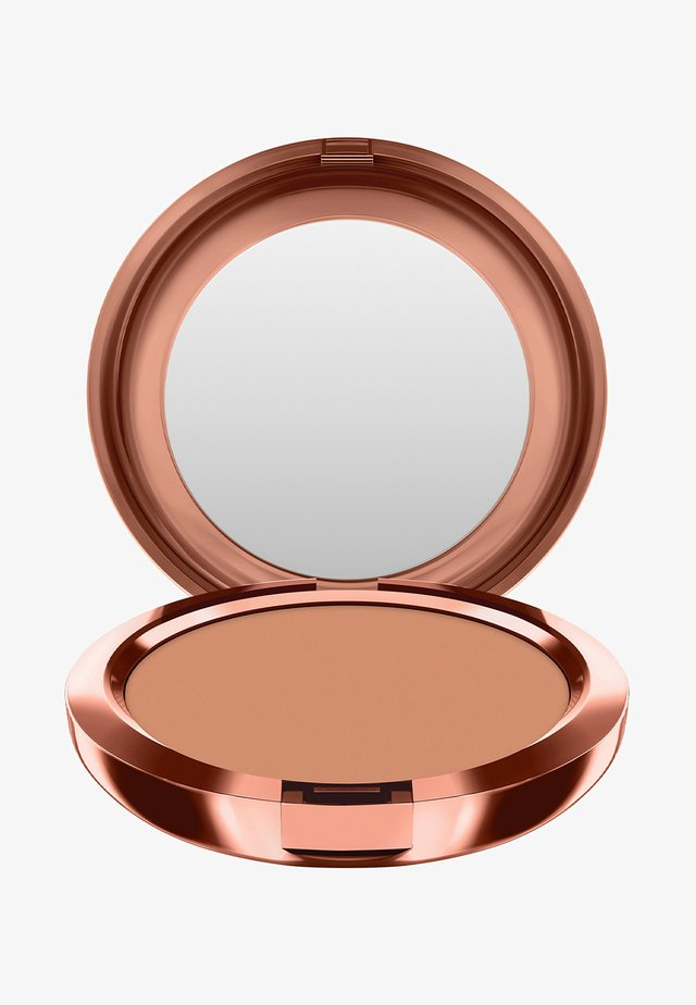 BRONZING COLLECTION NEXT TO NOTHING BRONZING POWDER - Bronzeur - beige-ing beauty