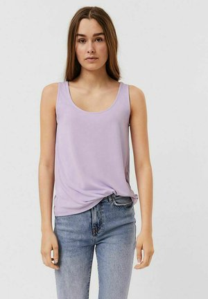 Top - pastel lilac