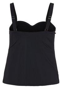 Zizzi - Bikini top - black - 4