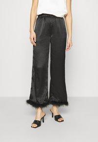 Résumé - BIA PANT - Pantalon classique - black - 0