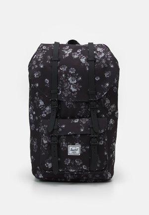 LITTLE AMERICA BACKPACKS - Plecak - black